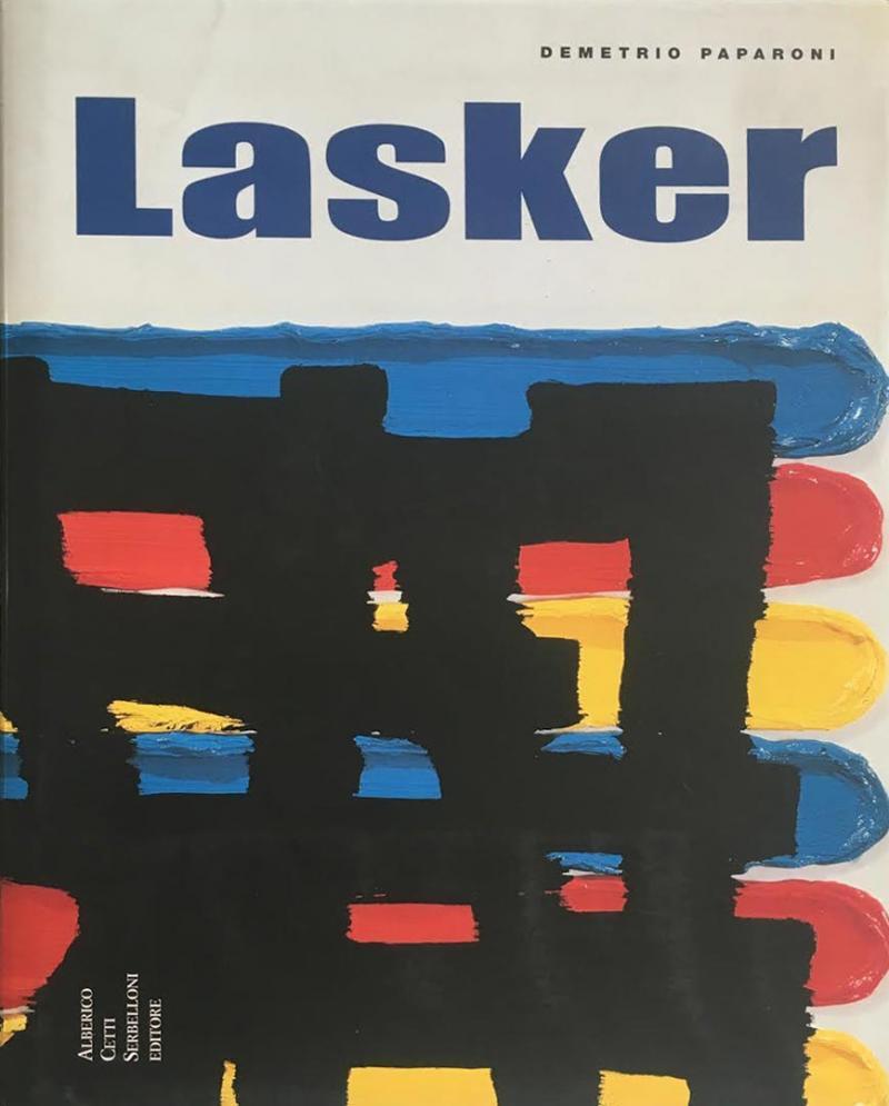 JONATHAN LASKER  Alberico Cetti Serbelloni Editore 2002