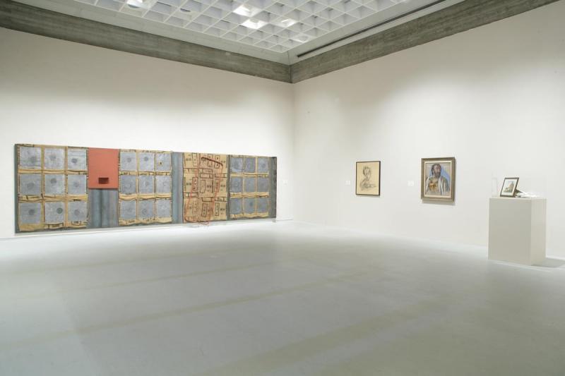 Italian Mentalscapes / Tel Aviv Museum of Art / 2007
