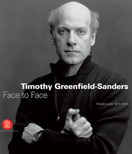 TIMOTHY GREENFIELD-SANDERS Face to Face  Ritratti scelti  1977