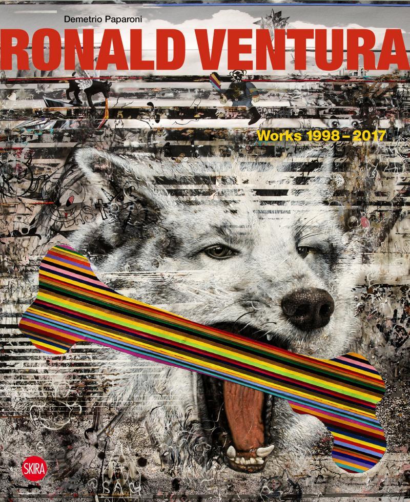 RONALD VENTURA Works 1998-2017     Skira 2018