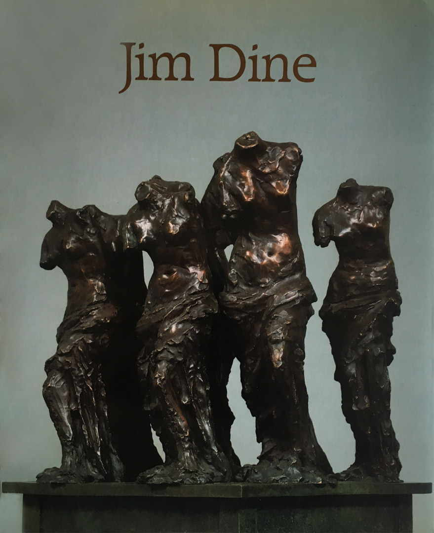 JIM DINE / Waddington Galleries, Londra 1989