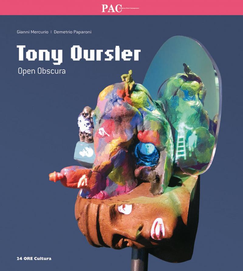 TONY OURSLER. OPEN OBSCURA / 24 Ore Cultura / Milano 2011