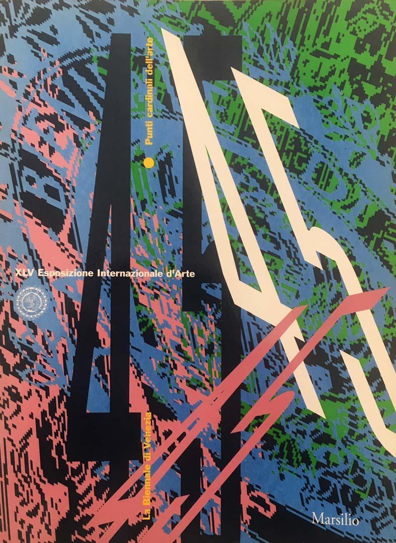 ABSTRACTA/ XLV Biennale di Venezia  1993