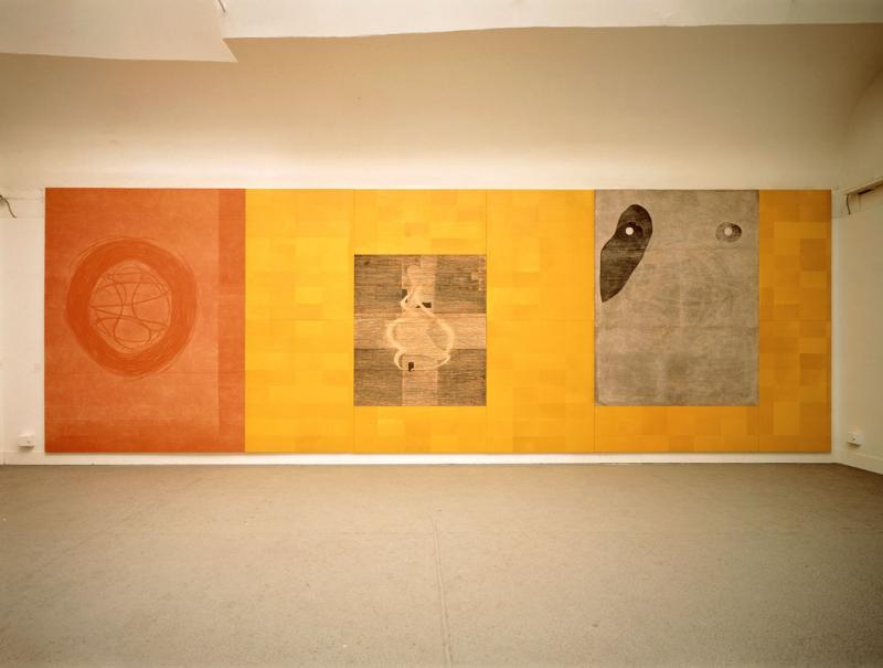 Abstracta / Padiglione Italia  Biennale di Venezia 1993