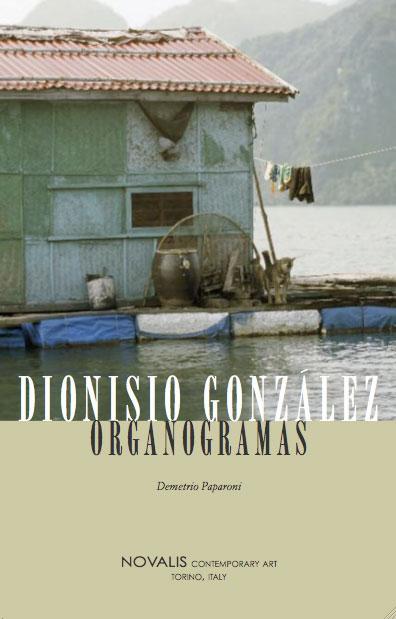DIONISIO GONZALEZ / ORGANOGRAMAS 2010
