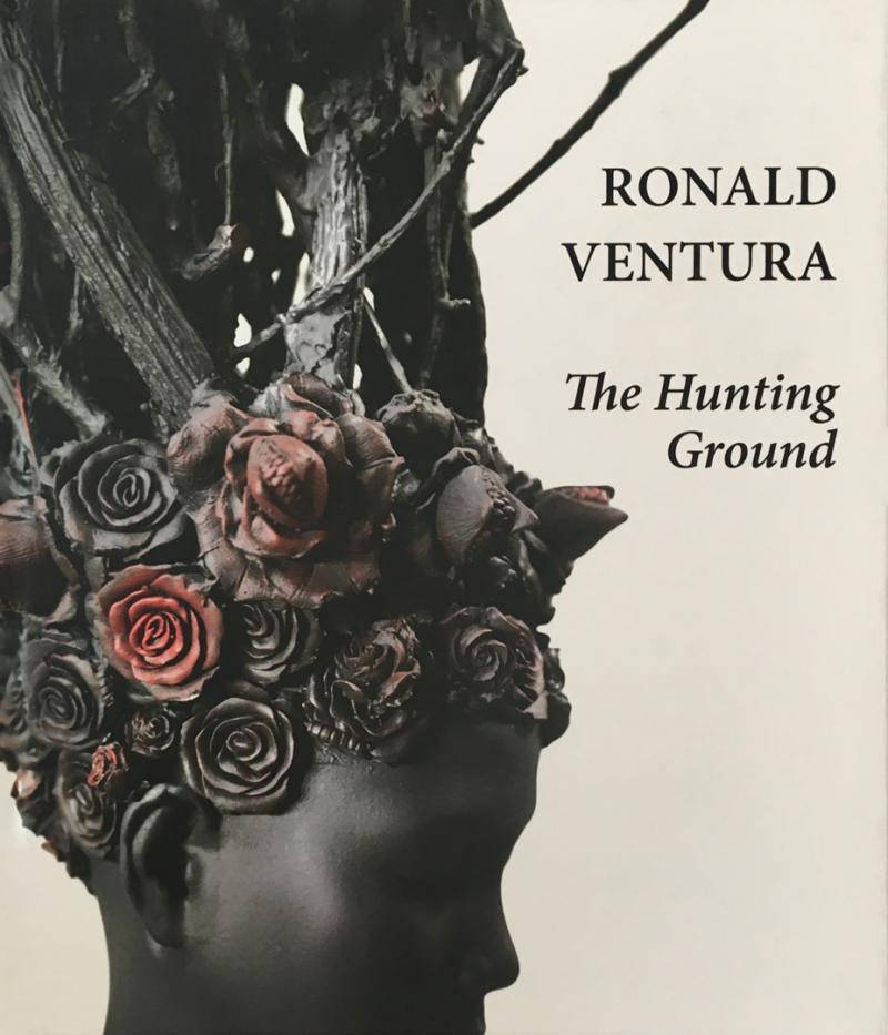 RONALD VENTURA./The Hunding Groung  Galleria Primo Marella  MIlano  2015