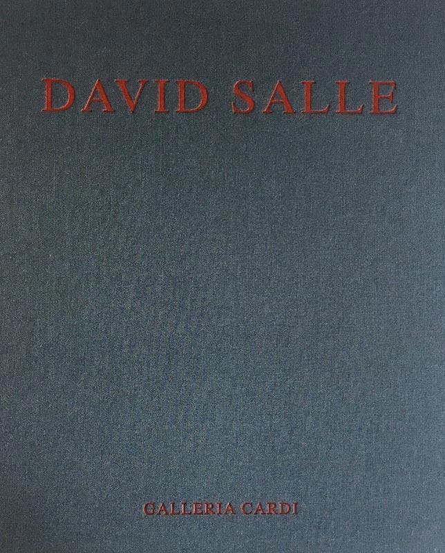 DAVID SALLE   Galleria Cardi / Milan 2007