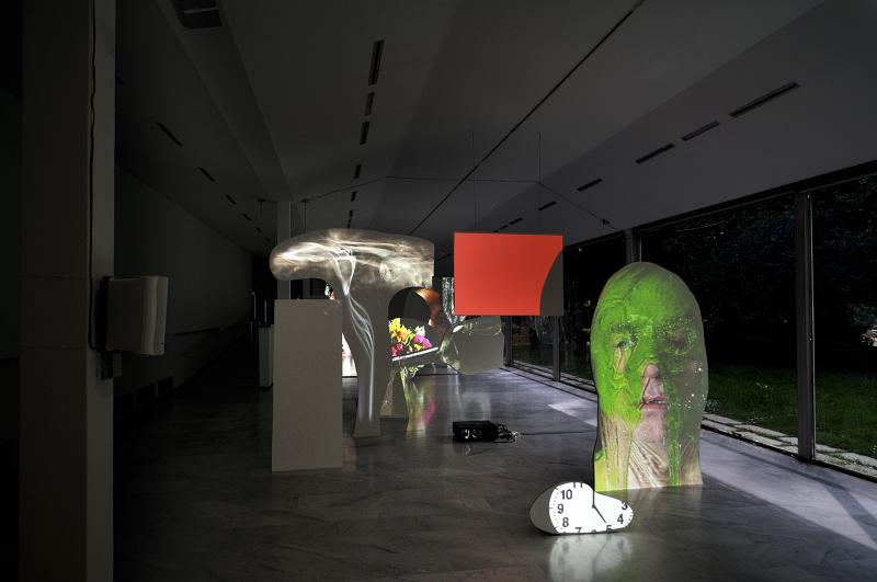 TONY OURSLER / OPEN OBSCURA  / PAC / Milan 2011