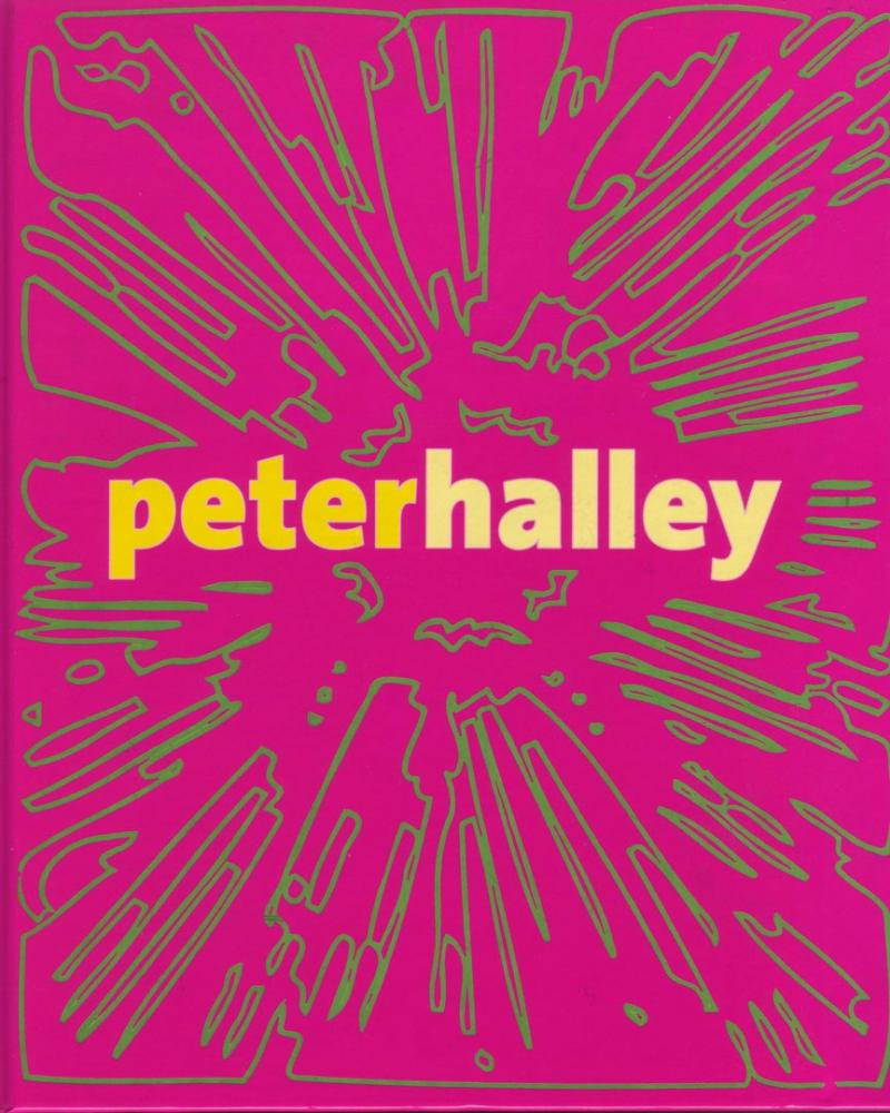 PETER HALLEY / Maintain Speed / 2000
