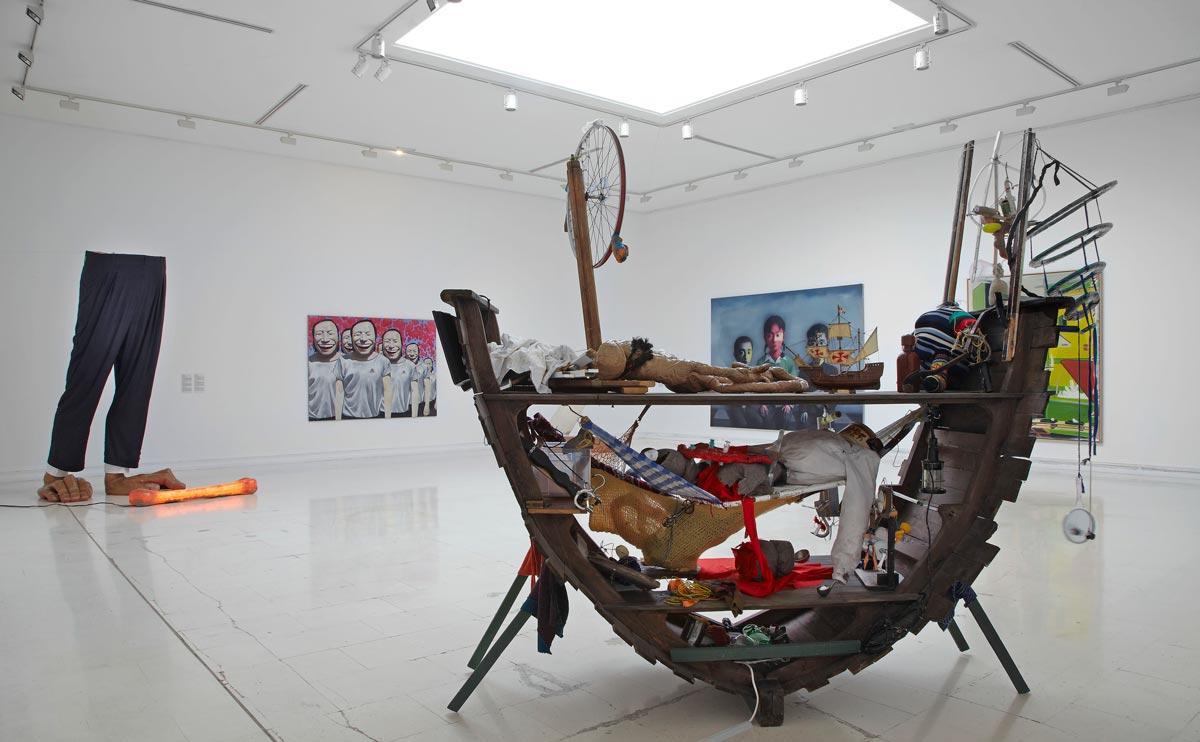 SURREAL VERSUS SURREALISM IN CONTEMPORARY ART / IVAM / Valencia 2011