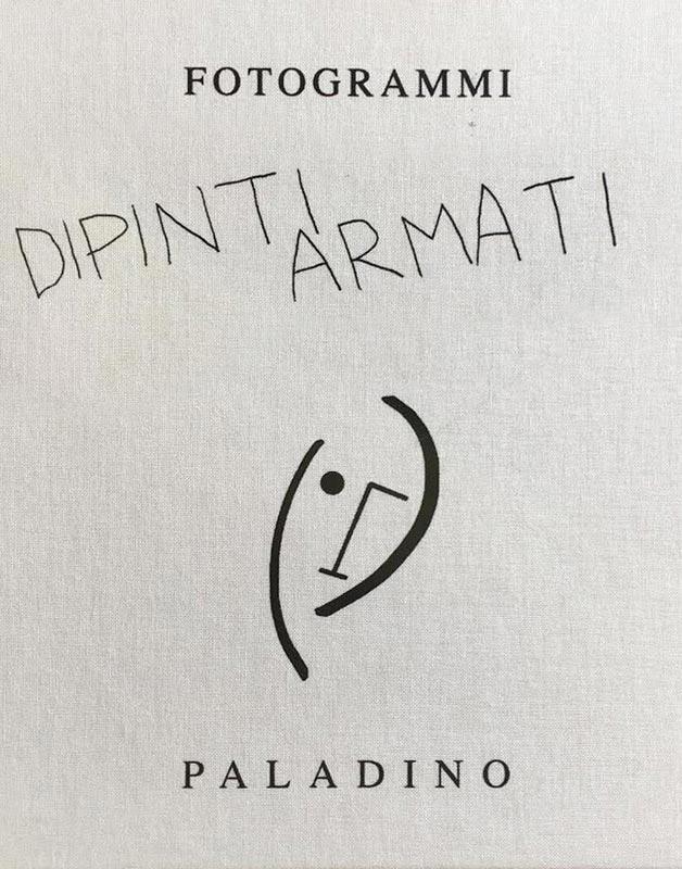 PALADINO/ Fotogrammi Dipinti armati Galleria Cardi e Christian Stein / Milano 2006