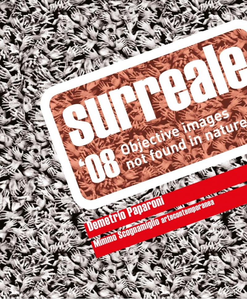SURREALE '08 / OBJECTIVE IMAGES NOT FOUND IN NATURE / Galleria Scognamiglio / Milano 2008