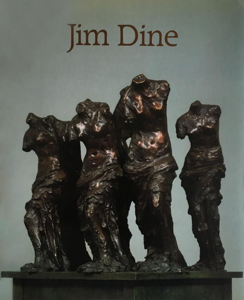 JIM DINE / Waddington Galleries, London 1989